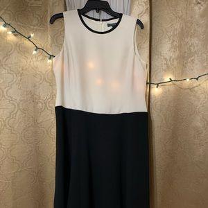 Ralph Lauren color block dress
